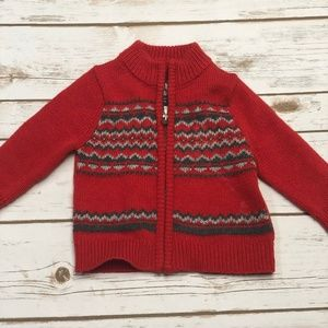 OshKosh 3-6 Months Boys Sweater